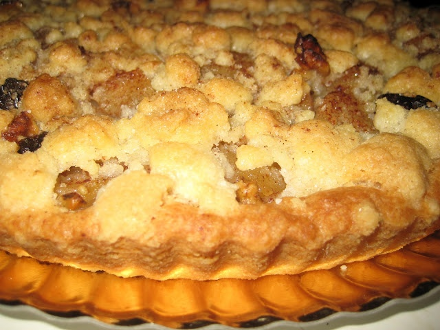 Vicky Cake Amor: Apple Crumble