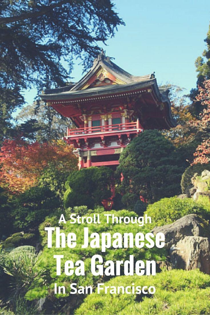 The Japanese Tea Garden inside San Francisco's Golden Gate Park is all kinds of beautiful!
