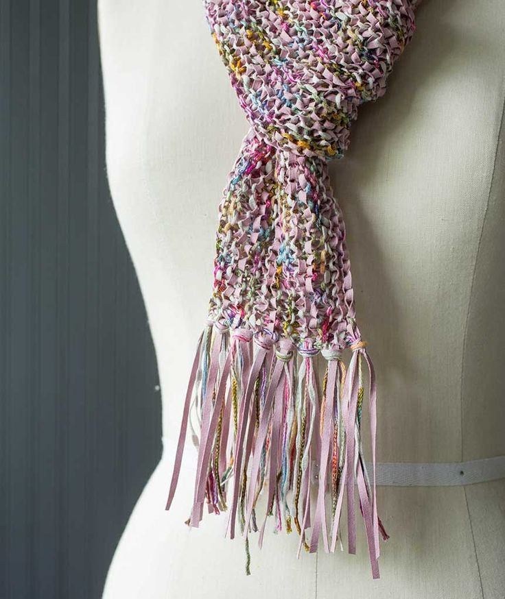 415 best images about Knitting Scarves & Cowls on Pinterest