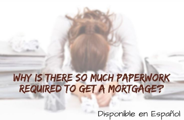 Ever wondered why their is so much more paperwork required to get a Mortgage than when people bought 10 - 20 years ago. Find out in the link below! As your local Real Estate professionals we love to help our clients achieve their Real Estate goals whether they are thinking about buying, selling, or Investing in a property. We are here to do the same for you! Contact us TODAY for a complimentary consultation! #Mortgage #RealEstate #YourREpros #SevilleProperties #JorgeGonzalez #AngelaWhiteway