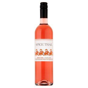 #PerfectPairing with Spicy Indian Food - Pinot Noir - Rosé Hungarian Wine. Available from @Waitrose Developed in co-operation with professional chefs in order to provide a harmonious balance to the intense flavours found in pan-Asian, Caribbean and Central American cuisine. Produced from Pinot Noir & Kékfrankos, the ripe, fresh, red fruit notes combined with the wine's subtle berry fruit aroma, compliment these complex spice combinations and stand up to the heat of spicy hot dishes.