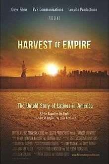 Harvest of Empire .. by Juan Gonzalez documenting the migration and immigration of Latinos through the globe as a result of American imperialism.