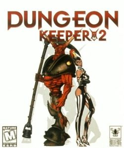 Dungeon Keeper 2 Computer Game - (1999) -  #classicpcgaming #retrogaming #oldschool