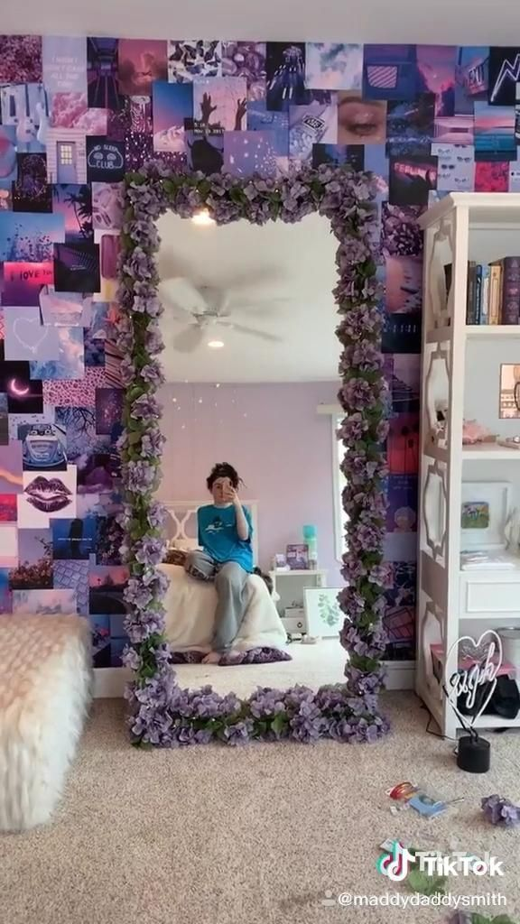 Does Not Belong To Me Credit To Rightful Owner Aesthetic Wallcollage Tiktok Roomdecor Room Room Inspiration Bedroom Redecorate Bedroom Diy Bedroom Decor