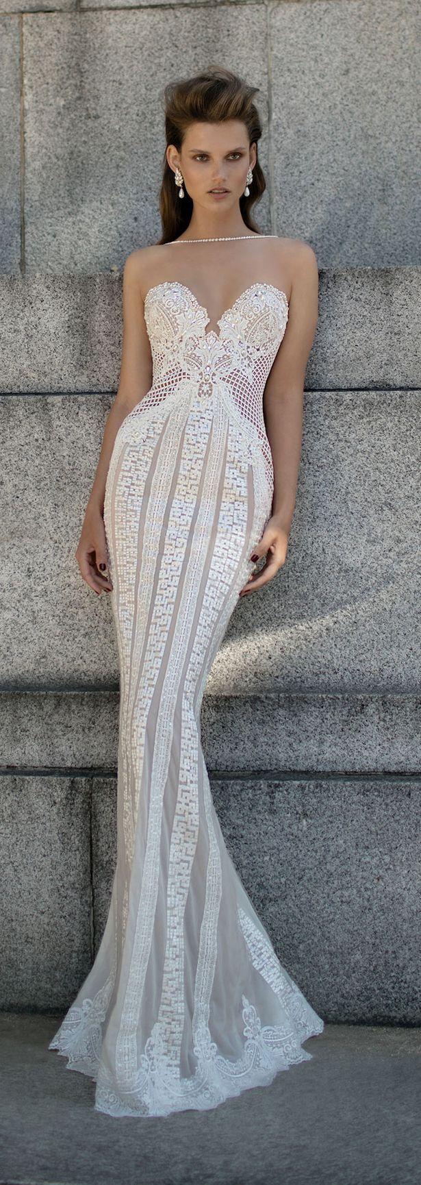 Vestido de novia de Berta Primavera 2016 Colección Nupcial