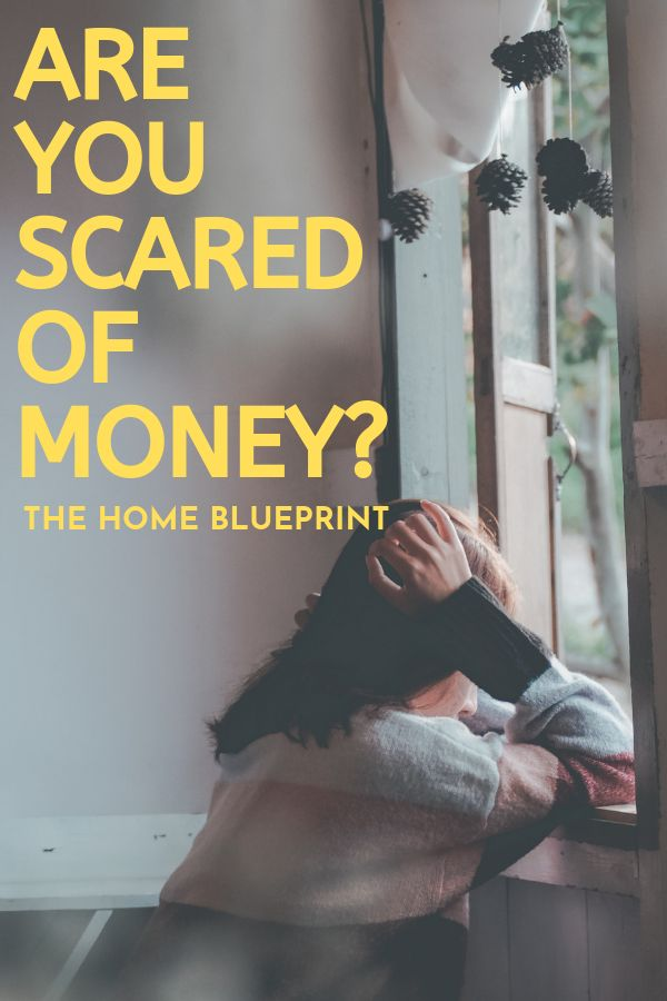 Are you scared of money? You need to change your m…