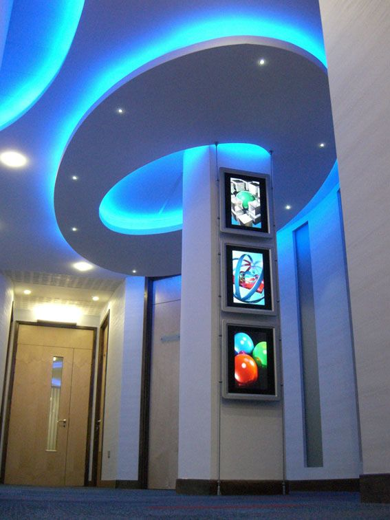 Coda Harrogate AIS Gold award winning design scheme