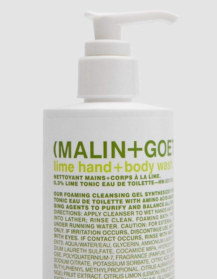 Lime Hand+Body Wash