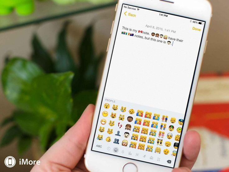 How to use the new, diverse emoji keyboard on iPhone and iPad | iMore