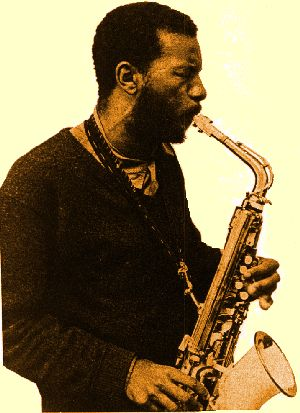 Ornette Coleman - Free jazz musician. Free jazz has almost no structure. It's just a huge solo. It started around the 1960's.