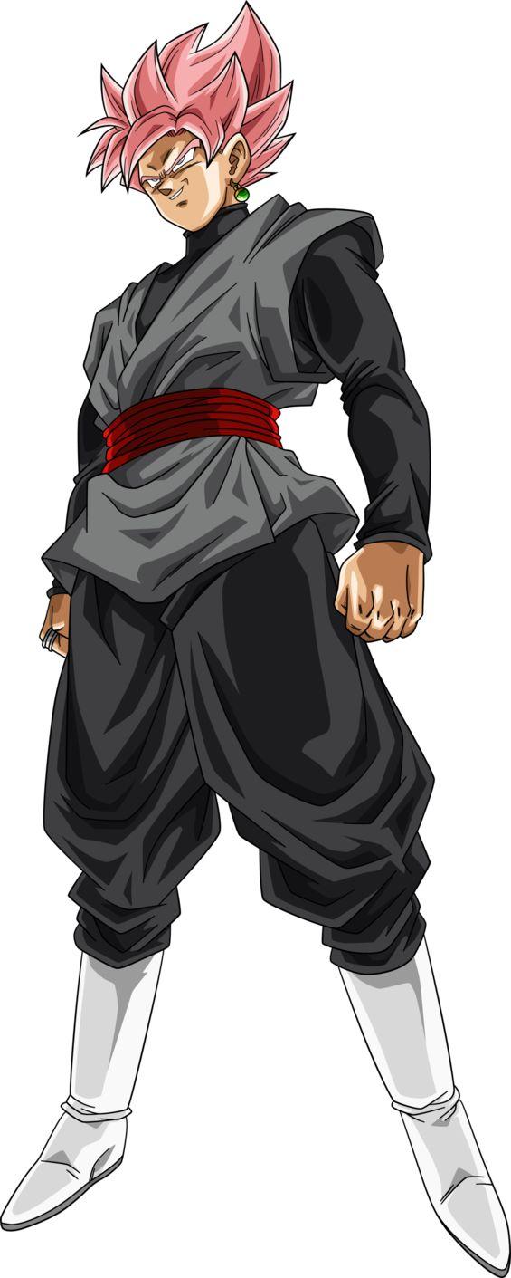 Super Saiyan Rose Goku Black #3 by RayzorBlade189