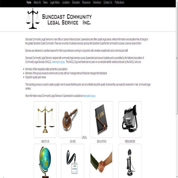 Sunshine Coast Community Legal Service