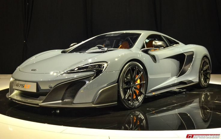 The McLaren 675 LT is part of a sensational McLaren display at the Geneva Motor Show 2015. Read all about it and take a look at our live photos inside!