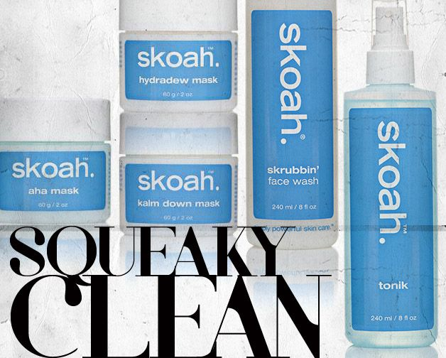 Products  Treatments: Skoah Spa Vancouver