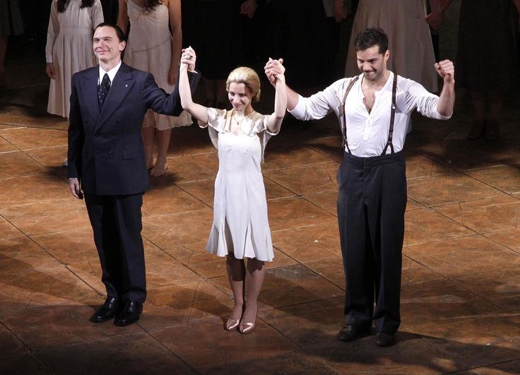 Ricky Martin Evita Preview #Evita #MarquisTheatre #NyNewYork #AskaTicket