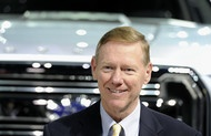 """Ford CEO Alan Mulally is """"concerned"""" about the Yen.(March 26th 2013)"""