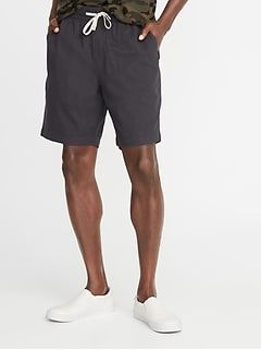 c1a8cbc9a9 Straight Lived-In Khaki Shorts for Men - 10-inch inseam in 2019 ...