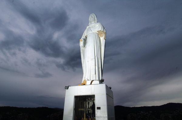 Mother Cabrini Shrine - Golden CO