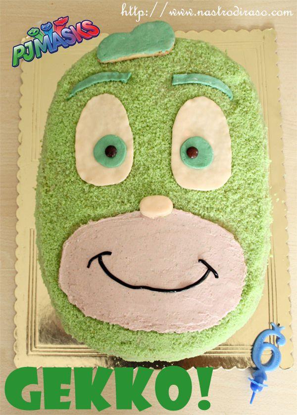 Torta+Gekko+-+PJ+Masks