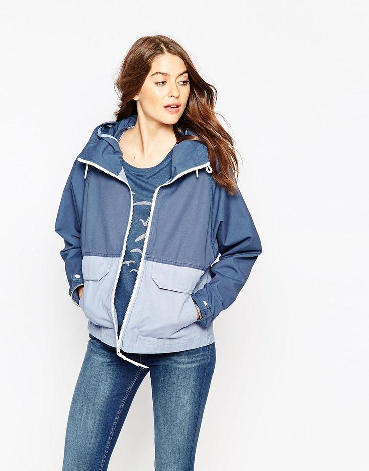 Levi's+Pieced+Windbreaker+Jacket
