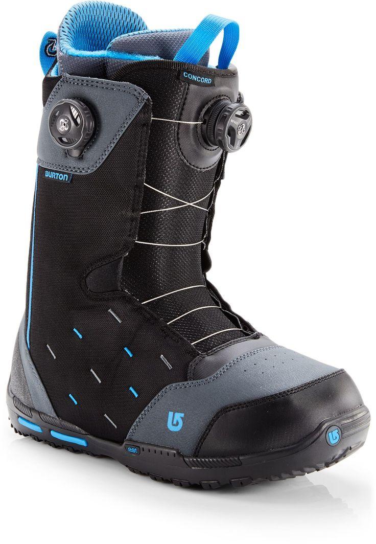 Burton Concord BOA Snowboard Boots - 2014/2015 - REI.com