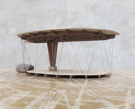 Forest Pavilion by Jägnefält Milton ✤