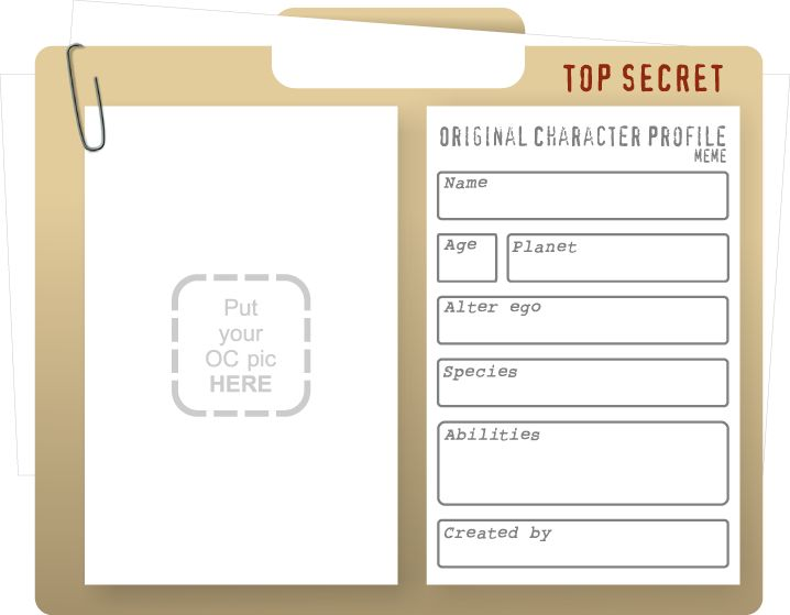 The 25+ best Character profile template ideas on Pinterest - profile templates