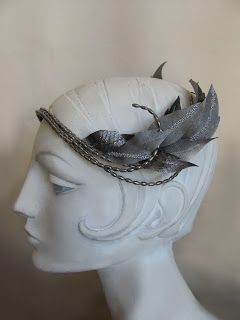 PHRYNE FISHER'S HATS - Made by Mandy Murphy