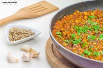 Tocanita de linte cu seminte de chia - Good Food Romania