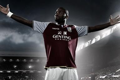 Aston Villa Home Shirts