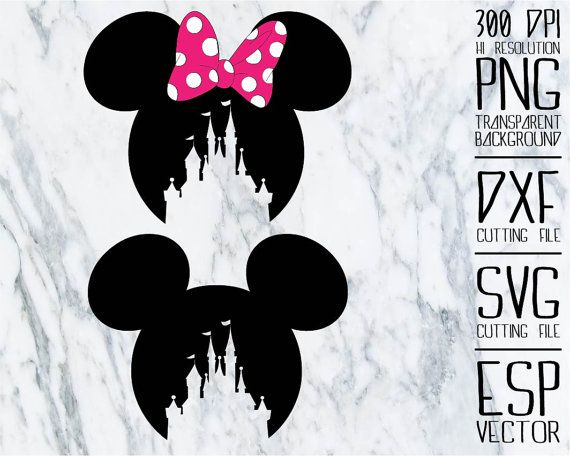 Disney Silhouette Cut Files Joy Studio Design Gallery
