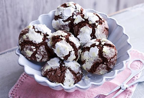 Weihnachts-Rezept: Schokoladenplätzchen