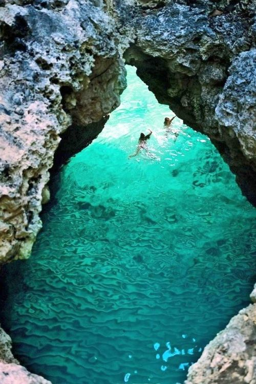 Negril, Jamaica | Come seek one of the most highly regarded snorkeling areas in the entire Caribbean.