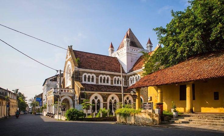 GALLE DUTCH FORT -  Sri Lanka  | hotelstaysrilanka.com