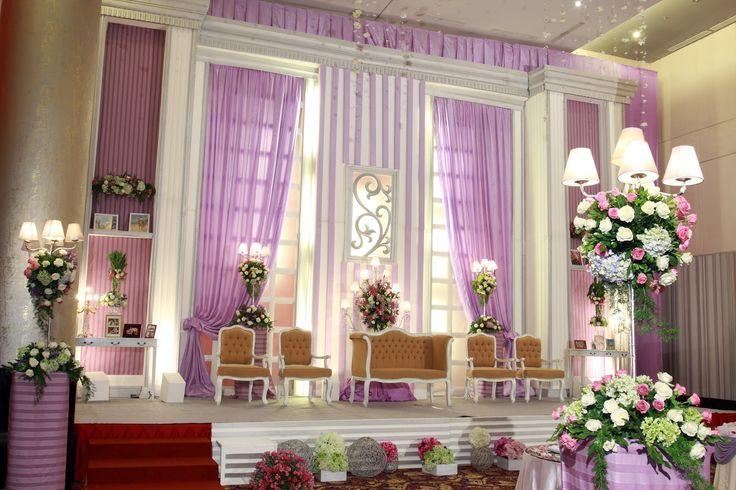 55 Gambar Dekorasi Pelaminan Minimalis Modern Dan Klasik | Desainrumahnya.com