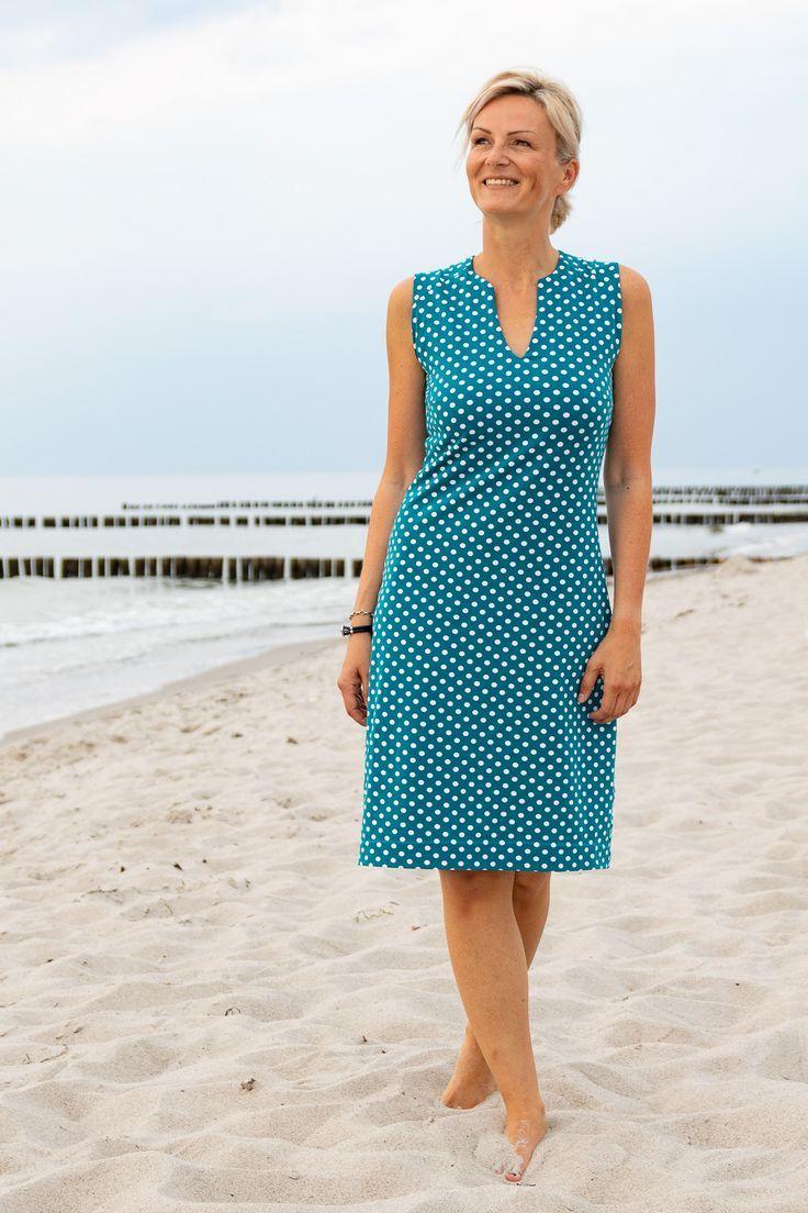 Neue Schnittmuster: Kleid Kilia, Maxikleid Milia und Shirt Silia – Prülla – #…