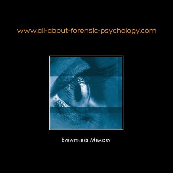 Forensic Psychology what is the most