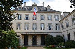 Prefecture building of the Vendée departmentin La Roche-sur-Yon