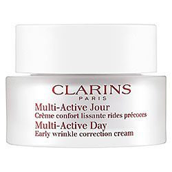 Clarins - Multi-Active Day Early Wrinkle Correction Cream — All Skin Types  #sephora