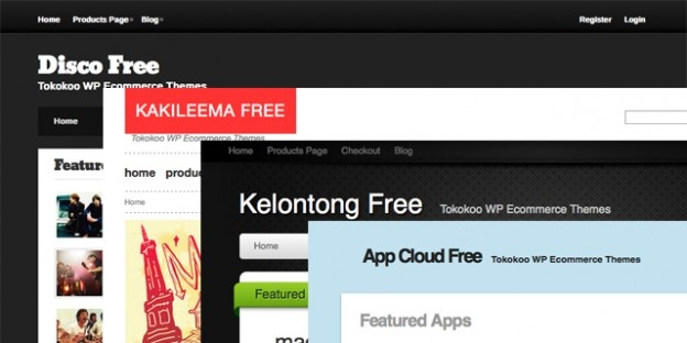 10 Professional WordPress eCommerce Themes for Free