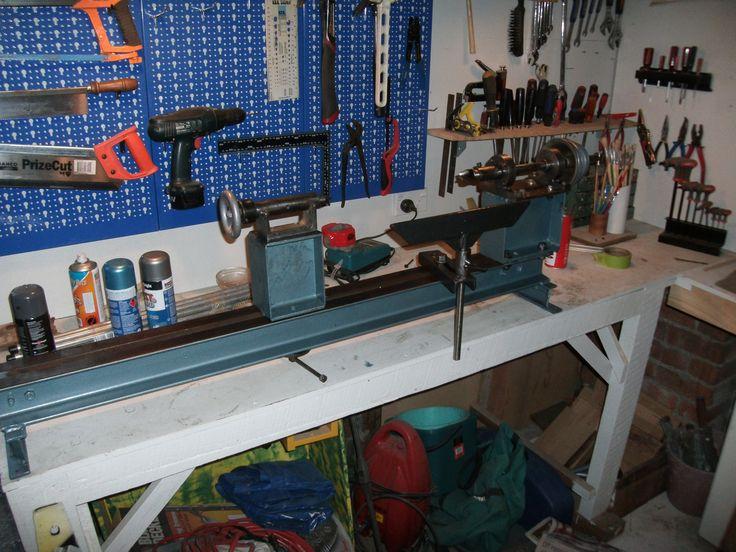 Main Lathe  http://www.wackywoodworks.co.nz/tools/lathe.php
