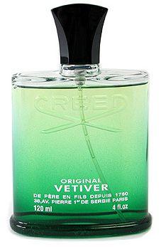 Original Vetiver Creed cologne - a fragrance for men 2004