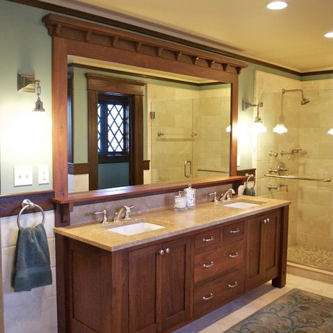49 best Craftsman Style Mirrors images on Pinterest | Craftsman ...