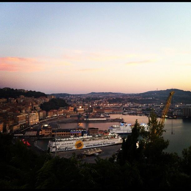 Porto di Ancona #lo-fi #igersmarche #ancona - @fra_ebasta- #webstagram