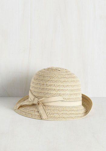 Cloche the Gap Hat | Mod Retro Vintage Hats | ModCloth.com
