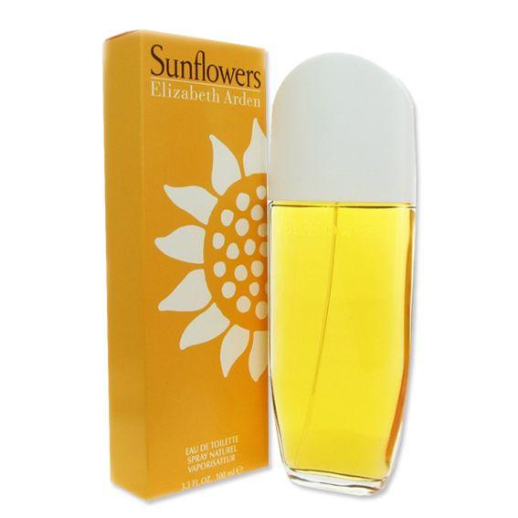 Smells Like Teen Spirit: 13 '90s-Era Fragrances We Love - Elizabeth Arden Sunflowers from #InStyle