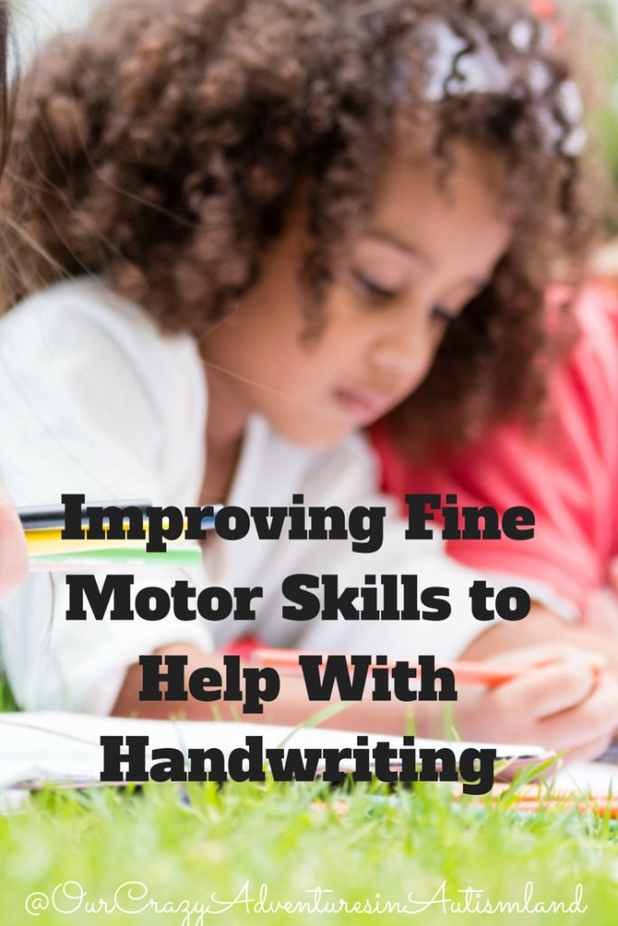 17 best images about handwriting skills on pinterest for Adhd and fine motor skills