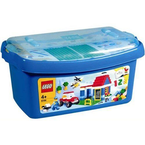 LEGO 6166 Large Brick Box - http://www.cheaptohome.co.uk/lego-6166-large-brick-box/