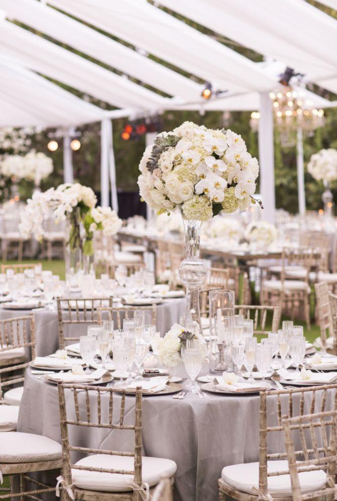 Sophisticated Wedding Reception Ideas