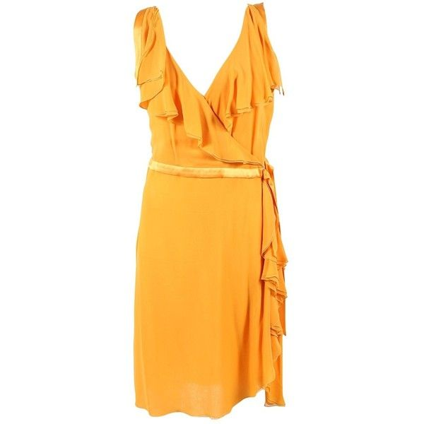 Mustard yellow dress buyers